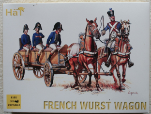 HaT 1/72 HAT8102 French Wurst Wagon (Napoleonic)